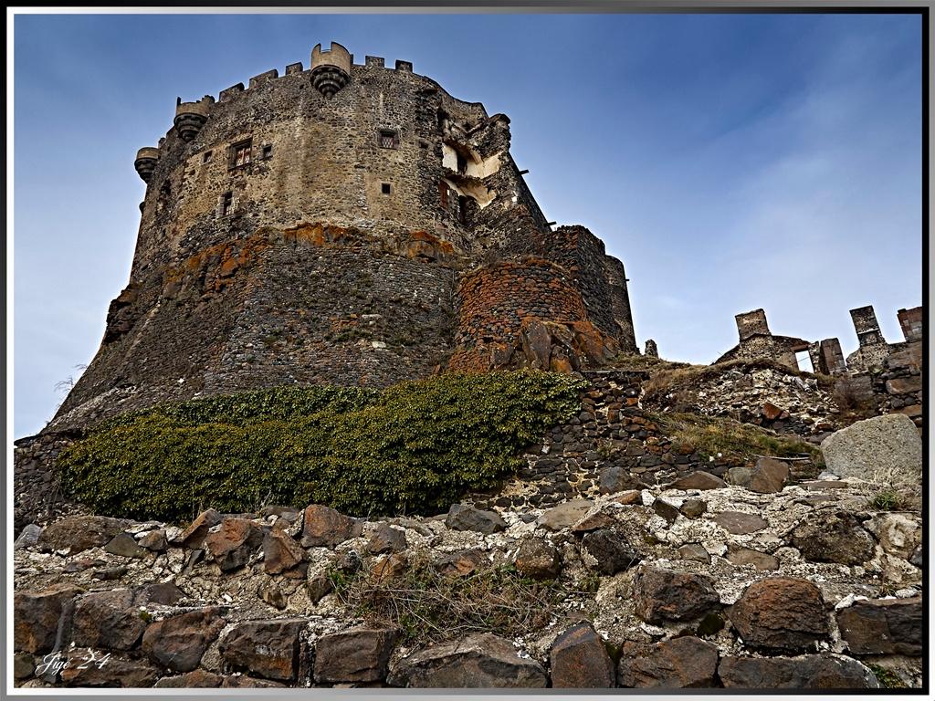 CaptureOnePro - Genèse d'une photo : le château de Murol en Auvergne 9
